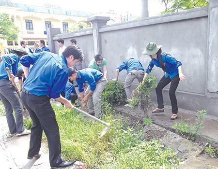 Outstanding youth to receive Lương Định Của Award