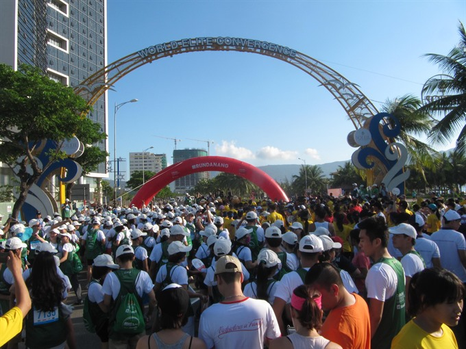 Marathoners to race in Đà Nẵng