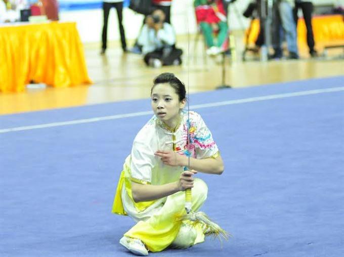 Việt Nam bring home martial arts medals
