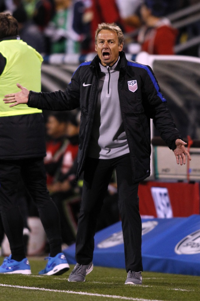 Klinsmann fired as US coach