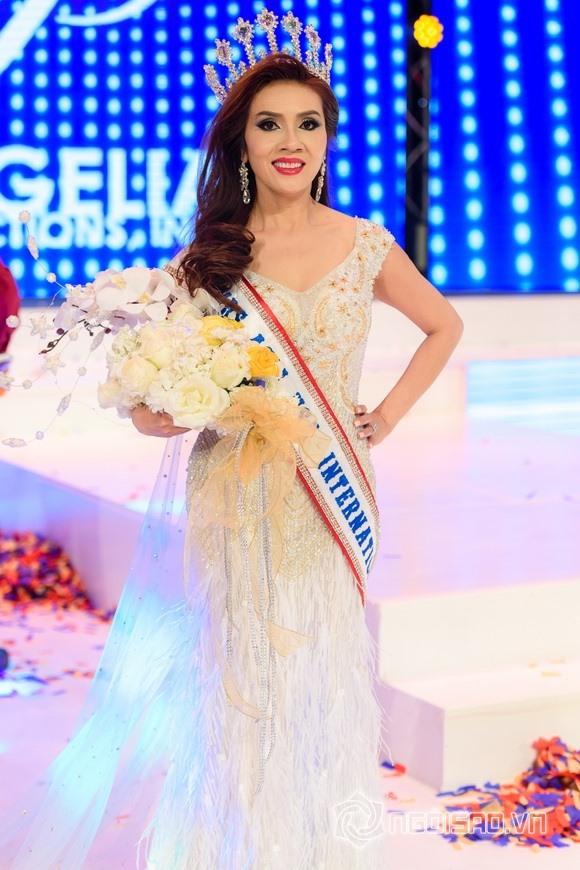 Vietnamese beauty wins US beauty pageant
