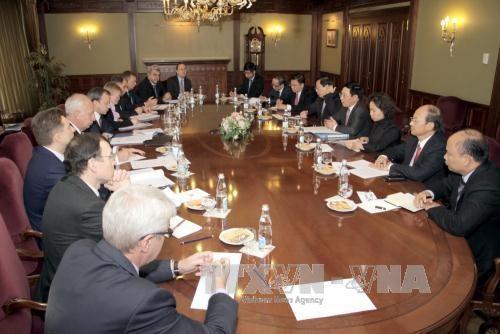 Việt Nam Russia enjoy dynamic comprehensive partnership