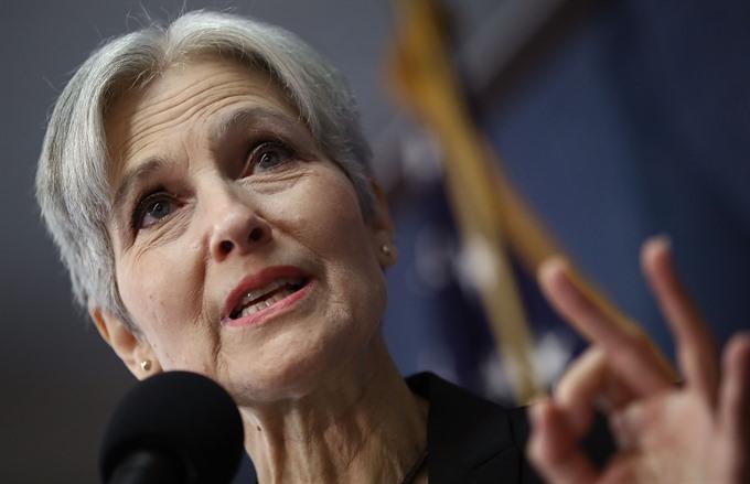 Green Party leader seeks vote recount in US Rust Belt