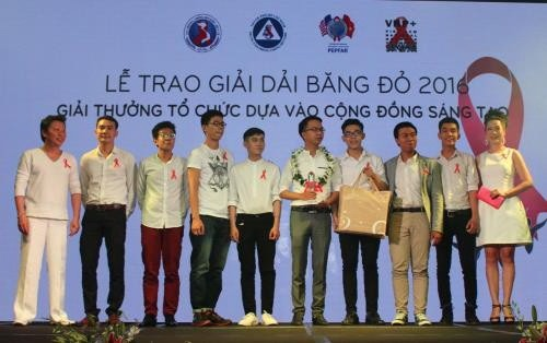 Organisations individuals honoured for fight against AIDS