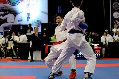 Vietnamese karakas win medals at Asian youth championships