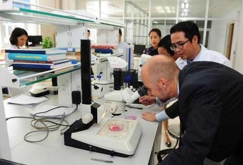 PVN opens lab to analyse domestic fuel