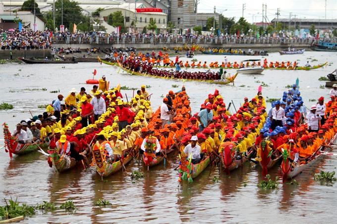 Kiên Giang Delta province hosts festival