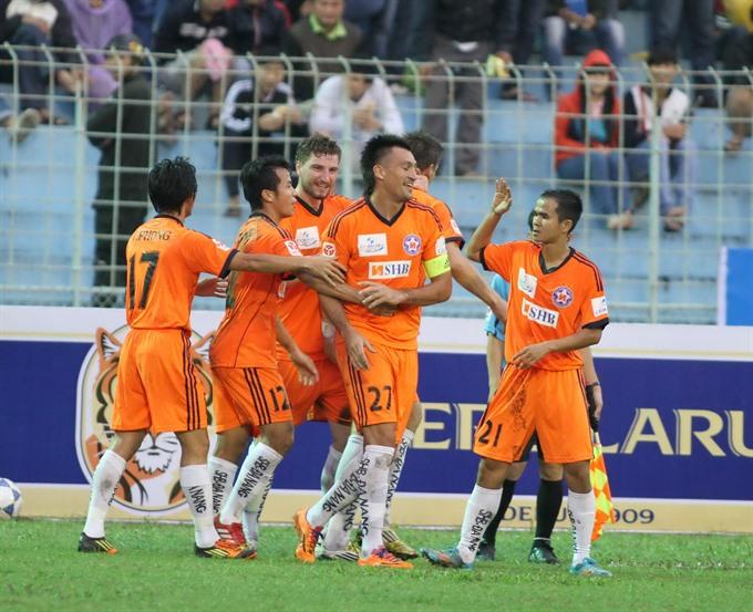 Đà Nẵng set high goal at Toyota Cup