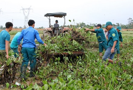 Flood-hit Hà Tĩnh requests funds from government