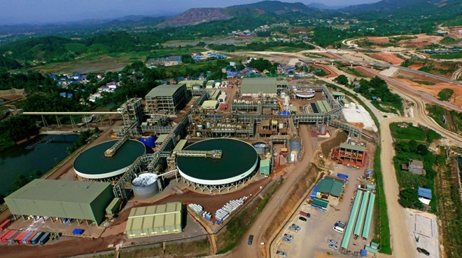 Masan Group plans to acquire all shares of Masan Resource