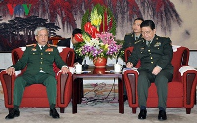 VN China hold deputy ministerial-level strategic defence dialogue