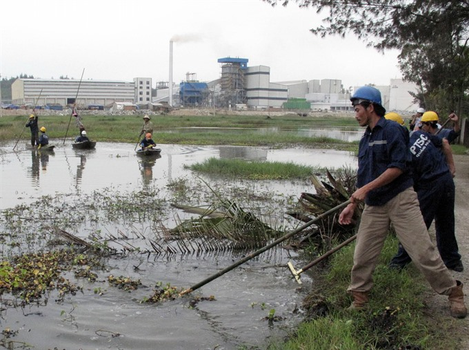 Germany to help VN deal with wastewater