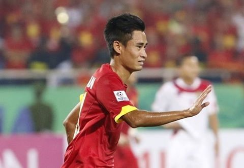 Midfielder Tuấn to miss AFF match for family reasons