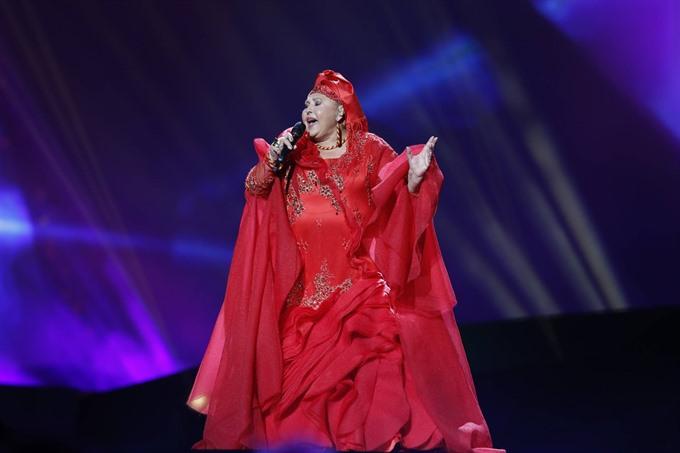 Romany music queen Esma Redzepova dies aged 73
