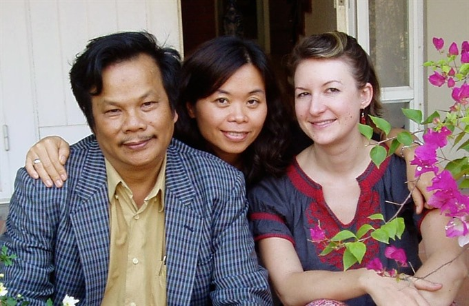 American publisher to release VN authors poetry collection