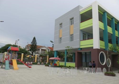 City kicks off overtime kindergarten services at IPs EPZs