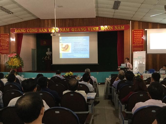 Symposium highlights new studies on pelvic diseases