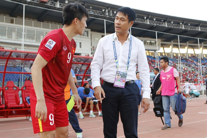 Thắng looks forward to major tournaments asks players to improve attitudes
