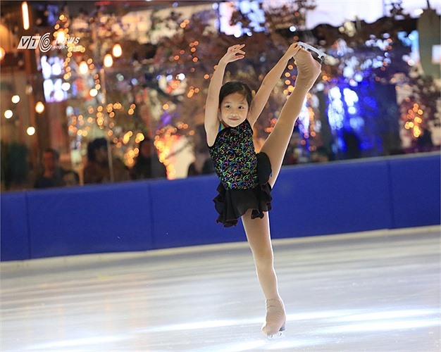 VN figure skating tournament held in City