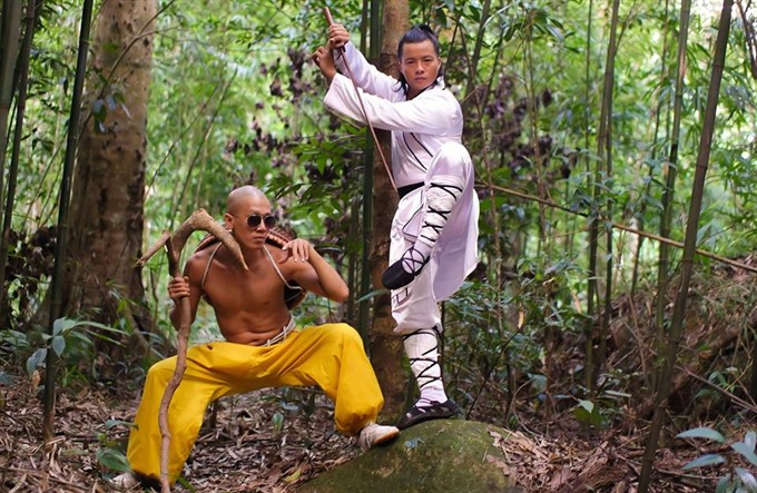 Martial arts comedy series launched
