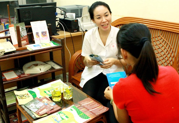 Why pre-marital health tests are not a hit in VN