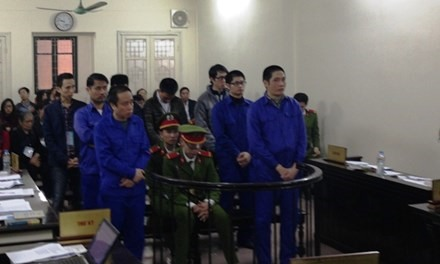 Hà Nội judges Vinawaco corruption