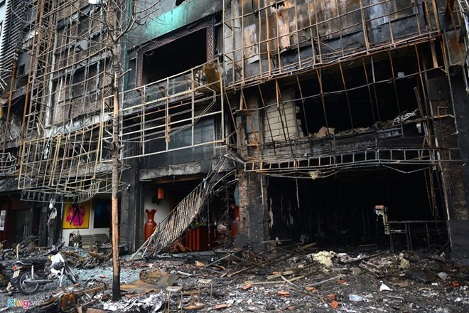 Việt Nam sees 3006 fire cases this year