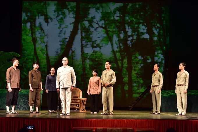 Uncle Hồ to take centre stage