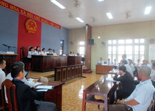 Vũng Tàu court orders 600000 compensation as effluents kill fish in farms
