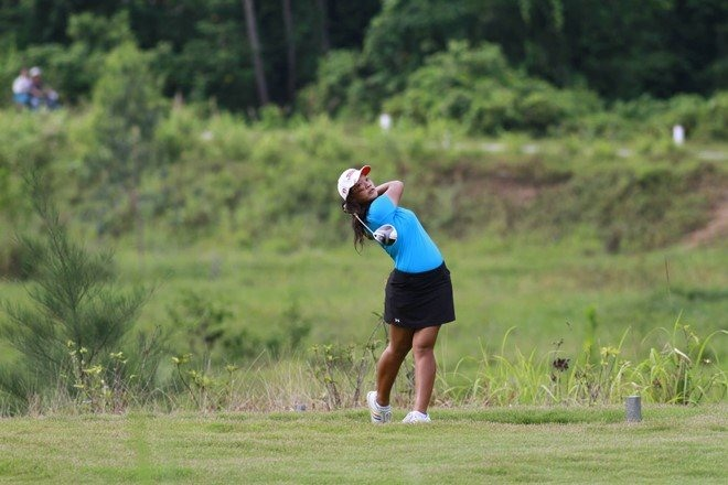 Golf tournament for junior golfers to tee off