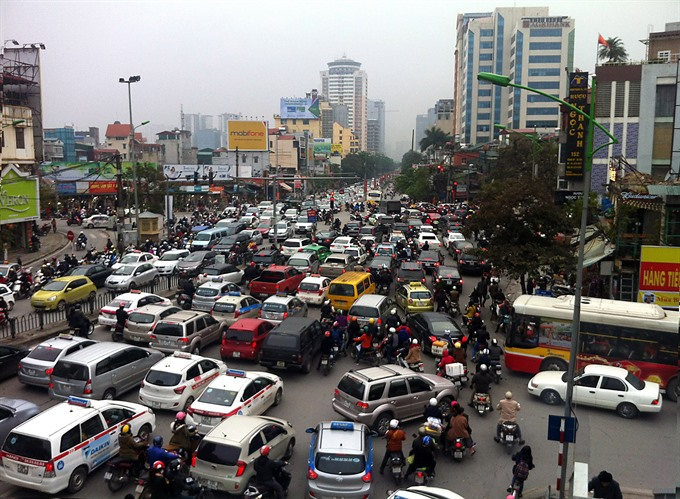 Hà Nội: a case study in congestion and chaos