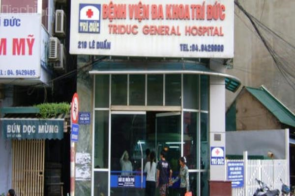 Trí Đức hospital operations suspended after 2 died