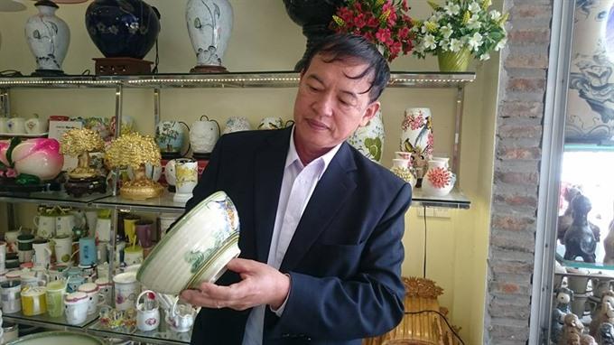 Famous Bát Tràng ceramics village seeks new approach