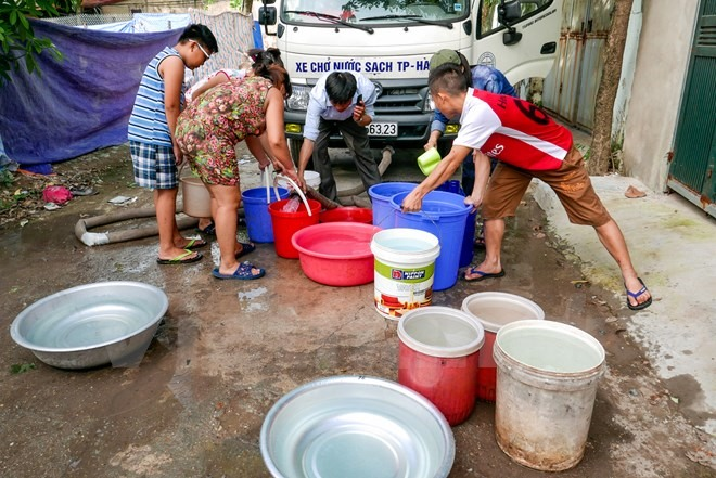 2.5 million city people lack clean water