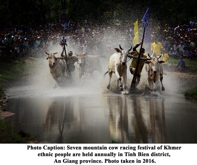 Thai lensman wins ASEAN photo contest