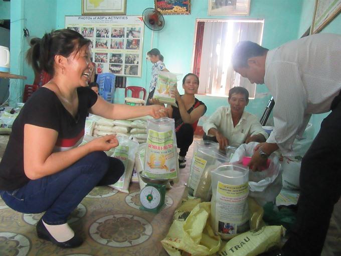 Quảng Trị farmers reap organic farming gains