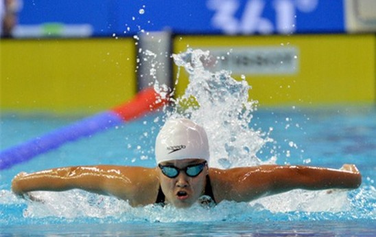 Four Vietnamese swimmers to compete in world champs