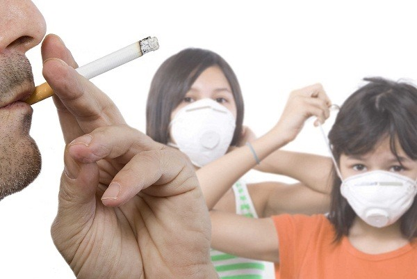 Campaign launched against secondhand smoke