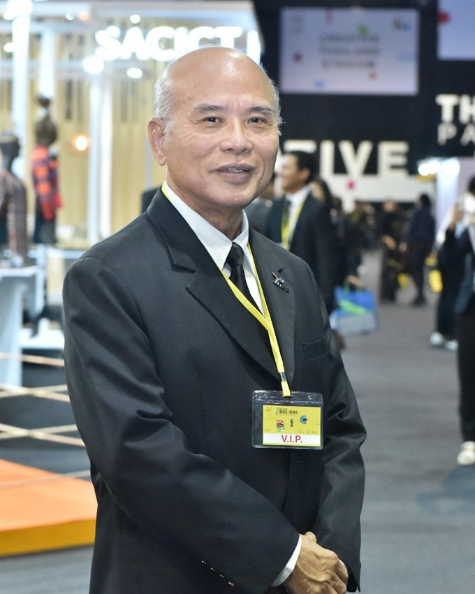 New markets new strategies at Thai trade fairs