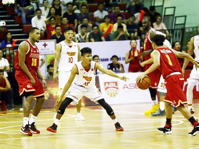 Saigon Heat set after recruiting 2.08m-tall player