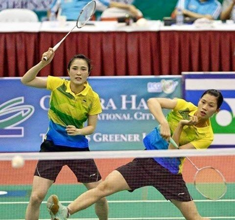 Vietnamese dominate womens categories in Bangladesh event