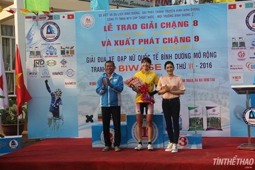 Japans Hiromi finishes first in Bình Dương cycling race