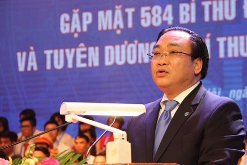 Youth be key role in economic development: leader
