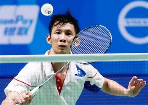 Minh enters third round of New Zealand tournament