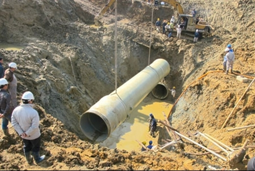 Chinese firm wins Đà River Water Project contract