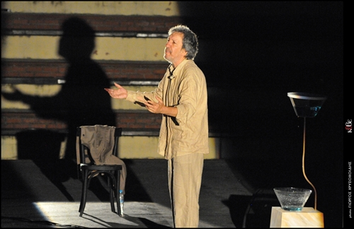 Socrates trial to play in the original Greek