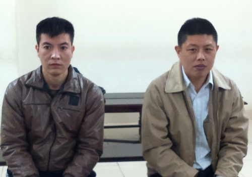 Two Chinese nationals jailed for bank fraud