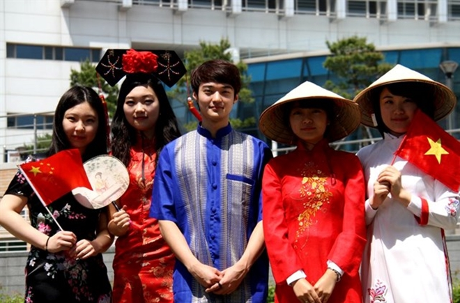 Vietnamese student numbers second-highest in South Korea