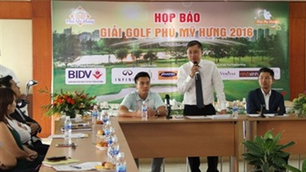 Phú Mỹ Hưng golf tournament set to tee off
