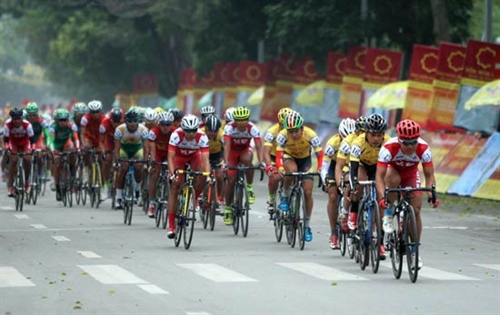 HCM City Television Cycling Cup race begins in April